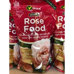 Rose Food - Vitax Organic