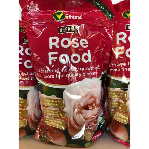 Rose Food - Vitax Organic